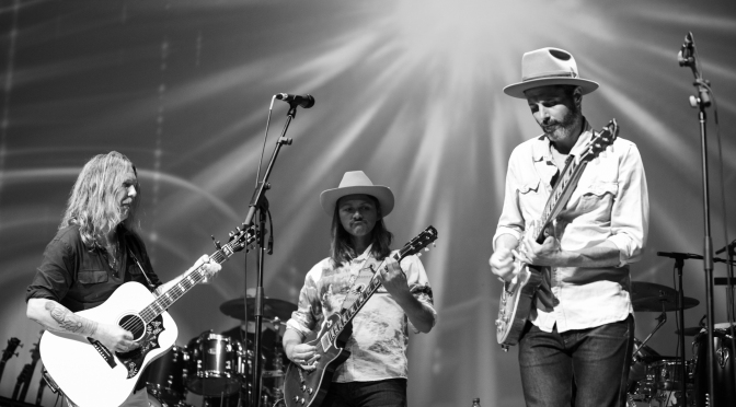 Allman Betts Band ​Show off their heritage on the Down To The River tour