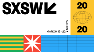 SXSW South by Southwest festival Austin logo