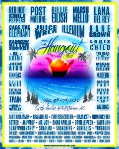 Hangout Fest Gulf Shores Alabama Full lineup festival 2020