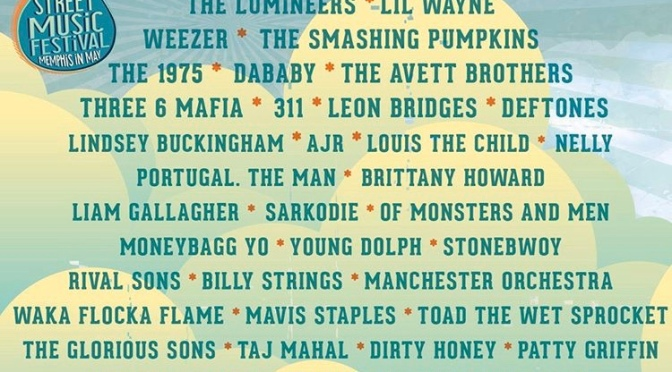 News: Beale Street Music Festival Announces Phenomenal 2020 Lineup